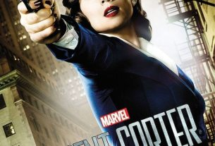 Agent Carter, Peggy Carter.