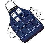 Doctor Who Tardis via ThinkGeek/Amazon.