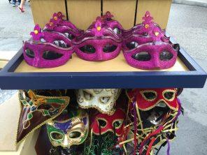 Love the masks Image: Dakster Sullivan