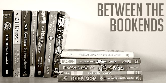 Between the Bookends © Sophie Brown