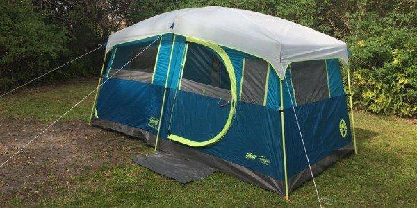 Coleman Tenaya Lake 6 person Fast Pitch Tent  Image: Dakster Sullivan