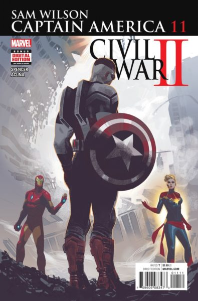c. Marvel Comics 2016