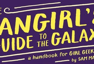 The Fangirl's Guide to The Galaxy © Quirk Books (Fair Use)