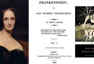 Mary Shelley Frankenstein 1st edition