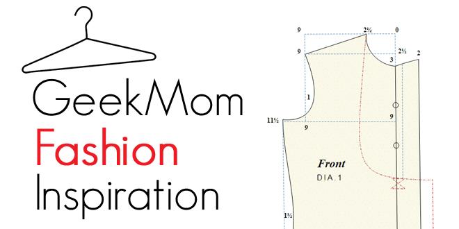 GeekMom Fashion Inspiration © Sophie Brown