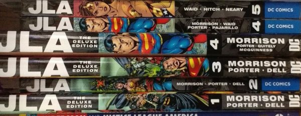 JLA collections