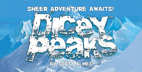 Dicey Peaks, Image: Calliope Games