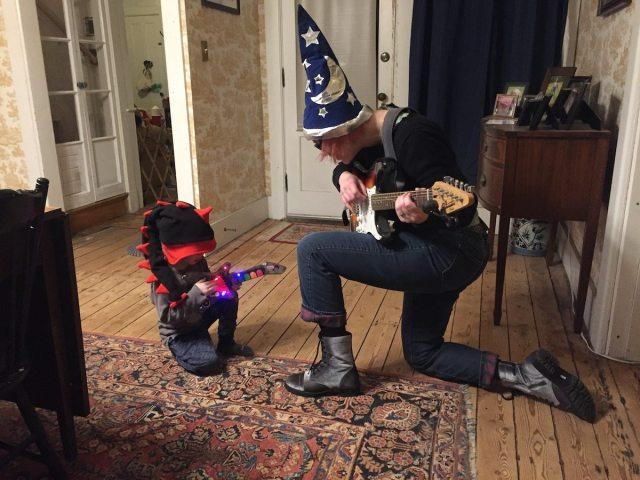 hobbit punk rock family jam
