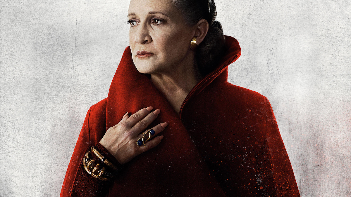 Forever our Princess and General, Leia