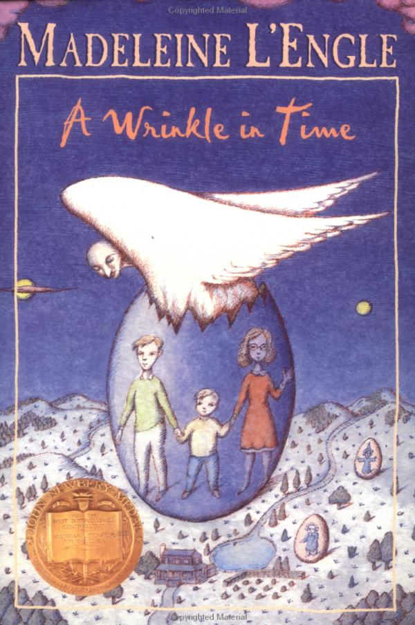 Dell Yearling, 1998, edition of A Wrinkle In Time
