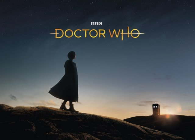 13th doctor who logo