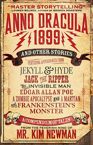 Anno Dracula 1899, Image: Titan Books