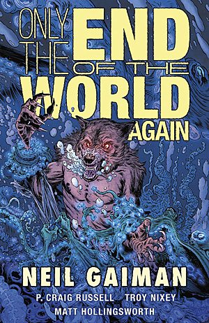 Only The End of The World Again, Image: Dark Horse