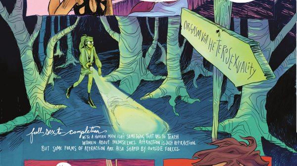 The Secret Loves of Geeks Panel, Image: Dark Horse Comics