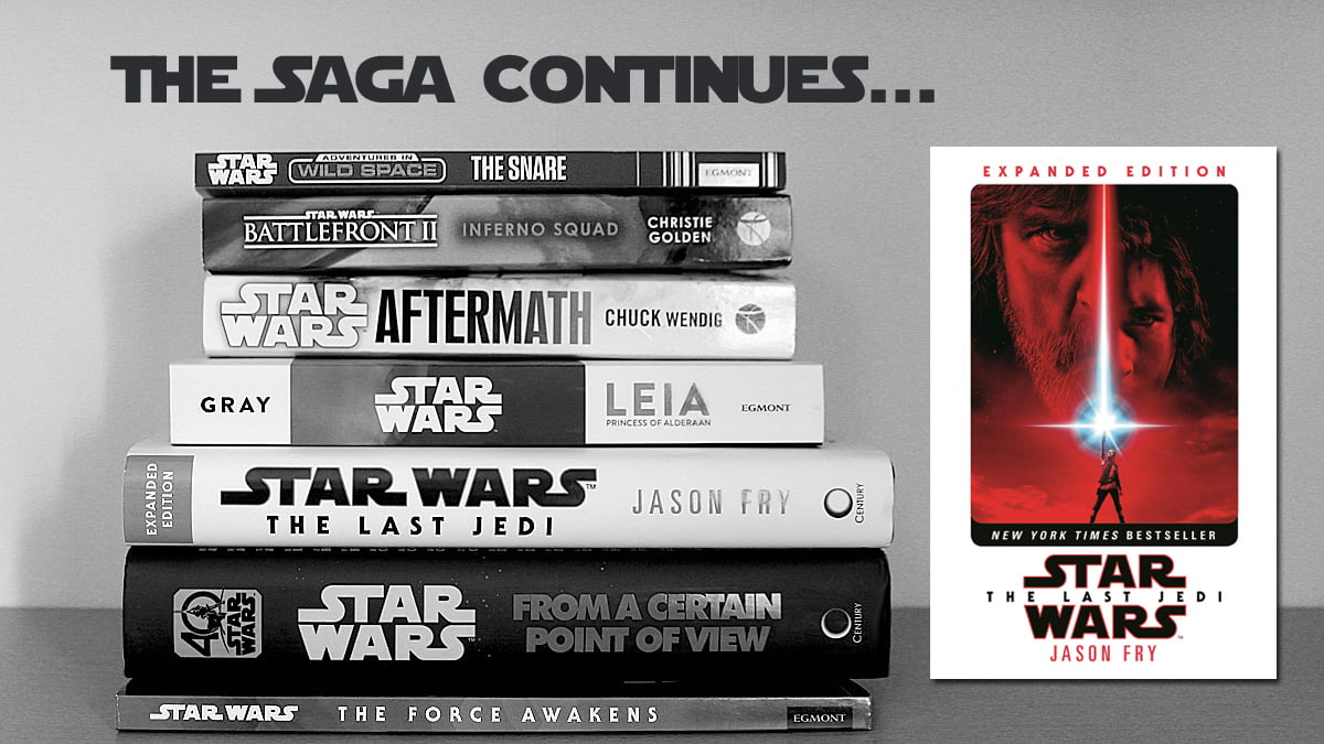 The Saga Continues, The Last Jedi Expanded Edition