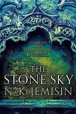 The Stone Sky, Image: Orbit