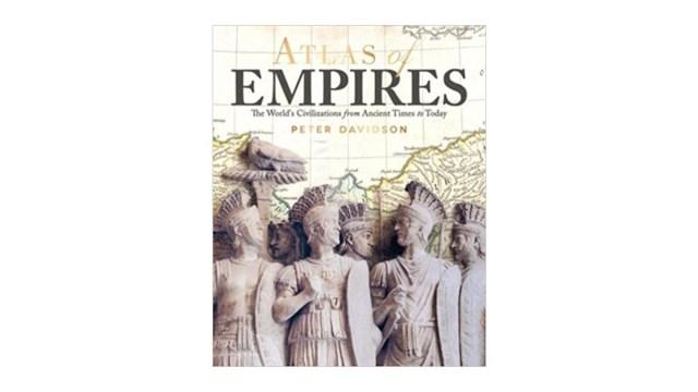 Atlas of Empires \ Image: Amazon