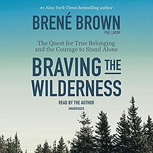 Braving The Wilderness, Image: Random House Audio