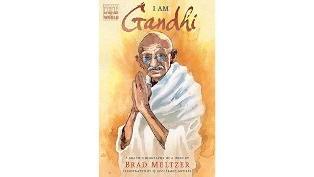 I Am Gandi Cover