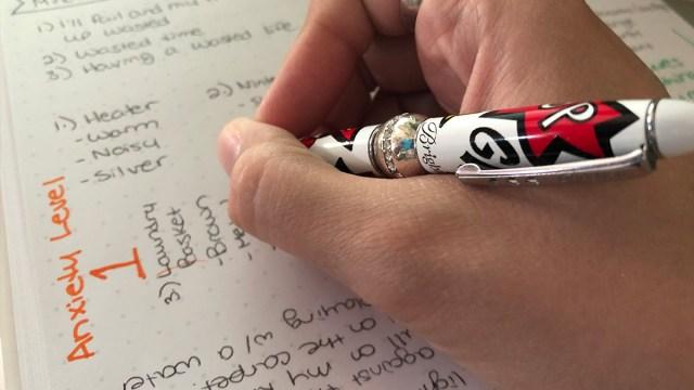 Journaling \ Image: Dakster Sullivan