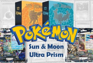 Pokemon Ultra Prism, Images: The Pokemon Company