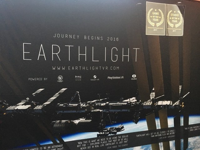 earthlight game of the year