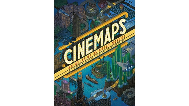 Cinemaps by Andrew DeGraff and A.D Jameson