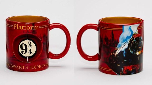 Harry Potter Mug \ Image: Spencers