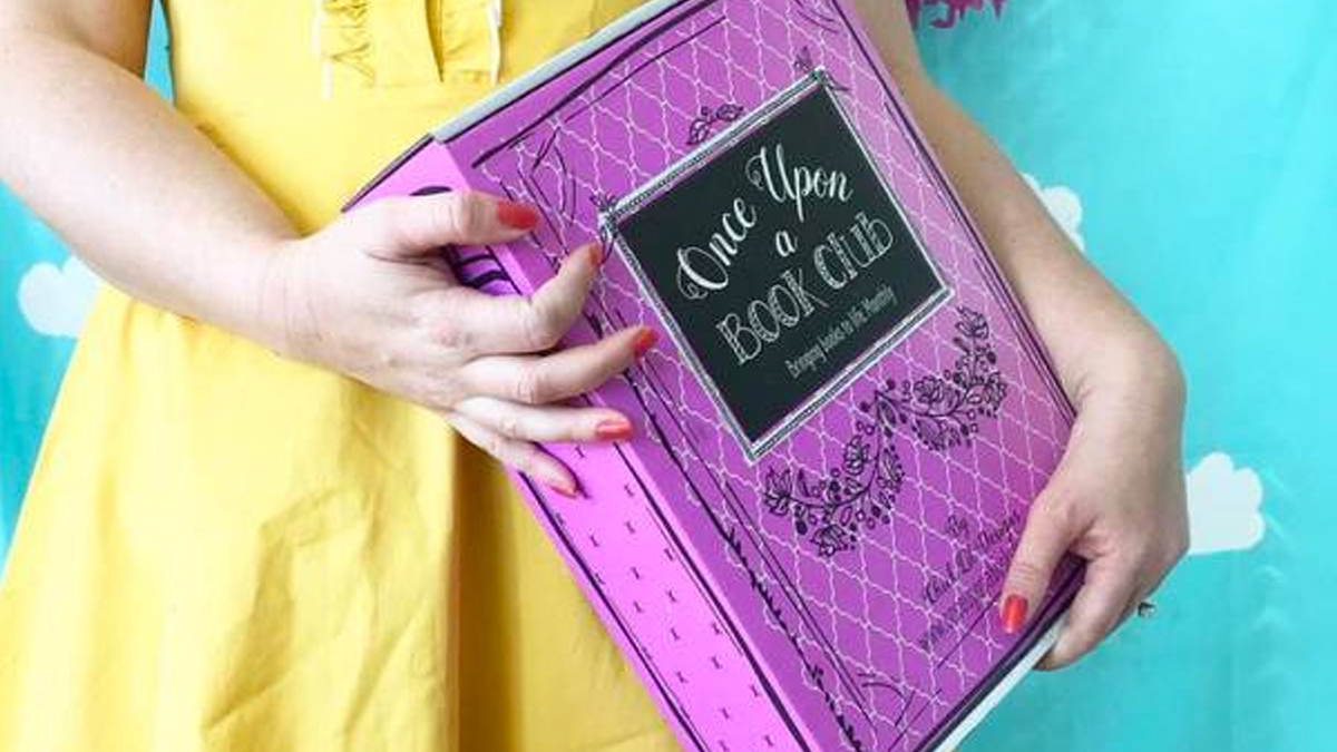Once Upon A Book Club Crate Joy