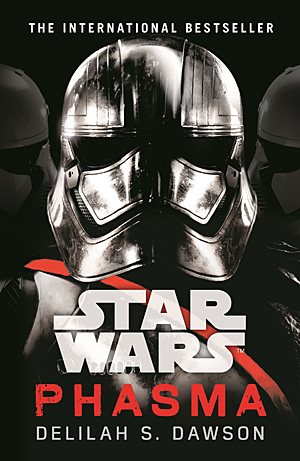 Phasma Cover, Image: Arrow Books