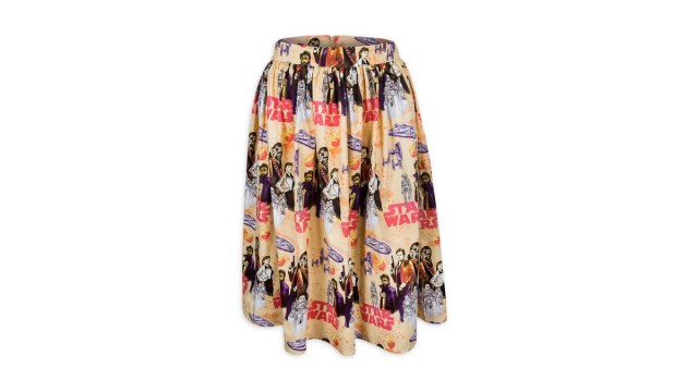 Solo: A Star Wars Story Skirt for Women by Star Wars Boutique \ Image: Disneystore.com