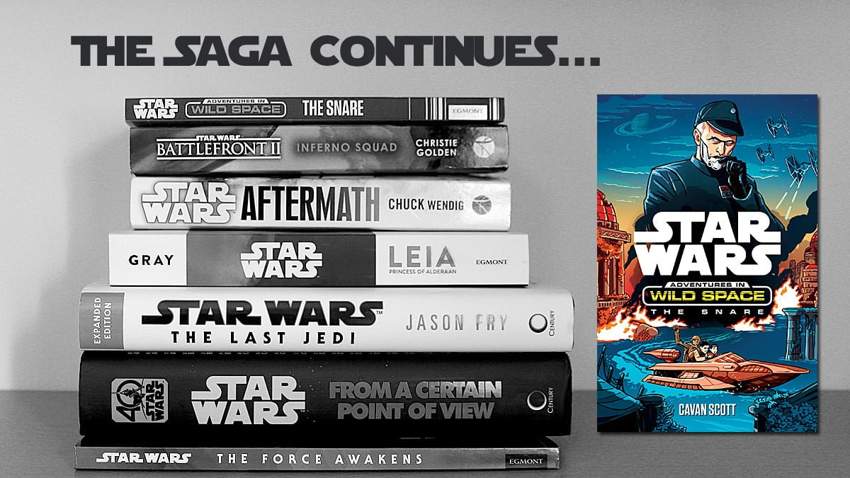 The Saga Continues, Adventures in Wild Space Series