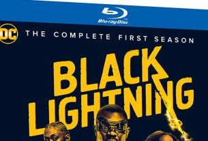 Black LIghtning Season One Blu-ray