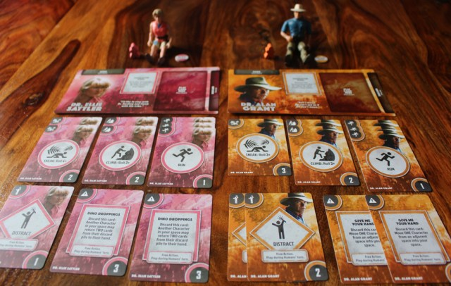 Human Players Cards & Player Mats, Image: Sophie Brown