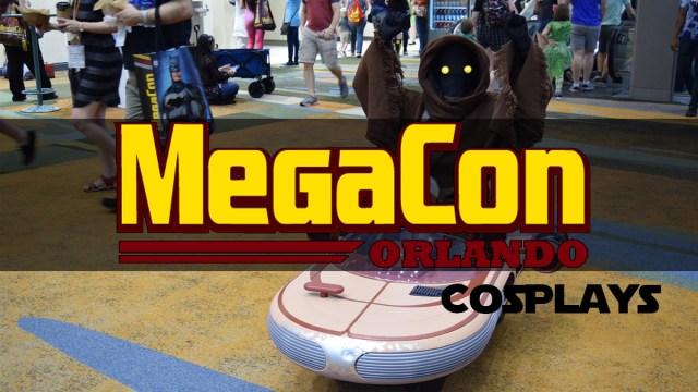 Top 10 Amazing Cosplays from MegaCon 2018 \ Image: Dakster Sullivan