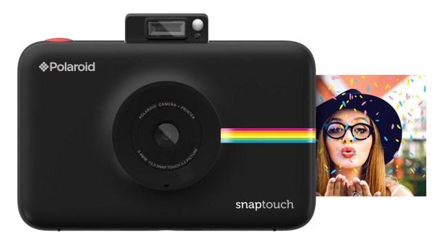 Polaroid Snap Touch camera, black