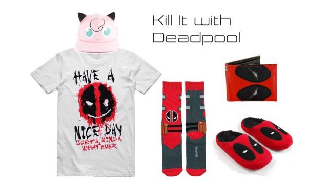 Deadpool Outfit \ Images: Pop Stop