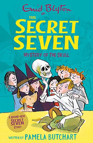 Mystery of the Skull, Image: Hodder Children's Books