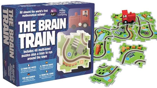 The Brain Train, Image: The Happy Puzzle Company