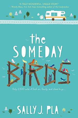 The Someday Birds, Image: Harper Collins