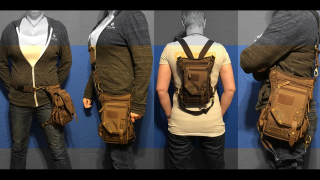 The many variations of the U Koala Bag \ Image: Dakster Sullivan