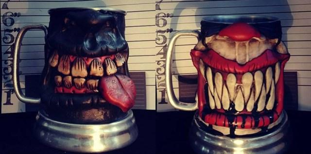 Mug Shots from Silver Root Studios