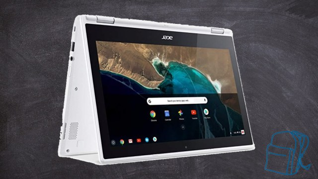 Acer Chromebook R 11 Convertible \ Image: Acer