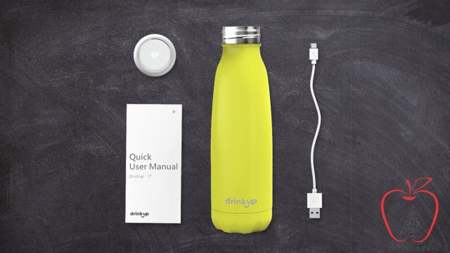 DrinKup water bottle \ Image: DrinKup