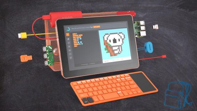 Kano Complete Computer Building Kit \ Image: Kano