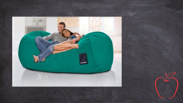 Titanium Bean Bag \ Image: Sumo Lounge
