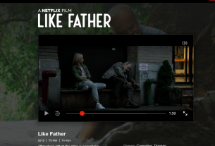 screenshot from 'Like Father'