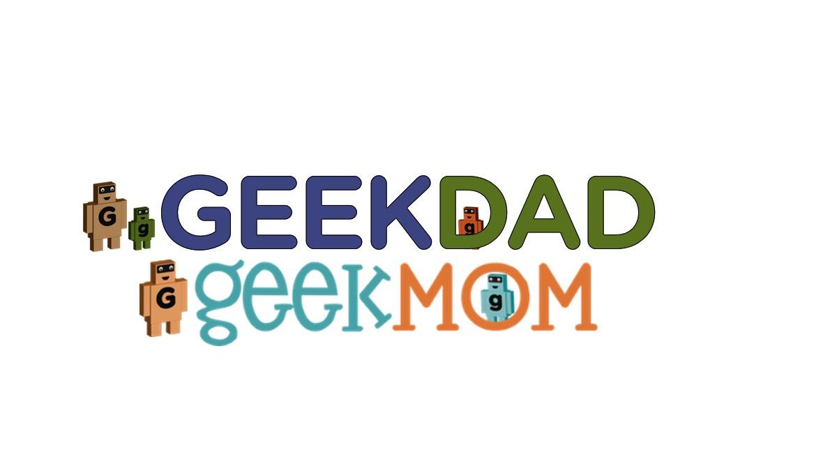 GeekDad GeekMom combined featured