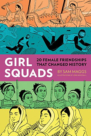 Girl Squads, Image: Quirk Books
