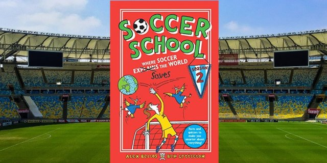 Soccer School Season 2 \ Image: Candlewick Press